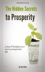Secret to Prosperity Cover