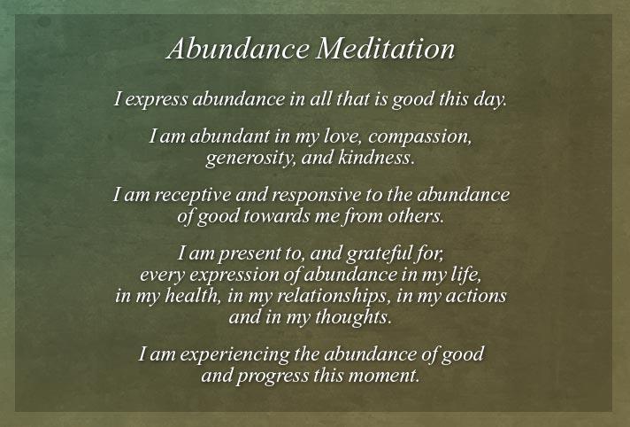 Abundance Toolkit