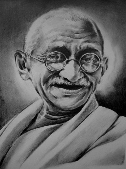 Success Habits Gandhi