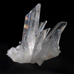 Quartz Crystal - Wikimedia