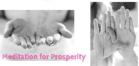 hand activate prosperity