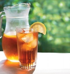 summer solstice - sun tea