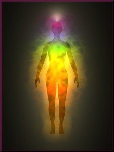 human aura subtle body