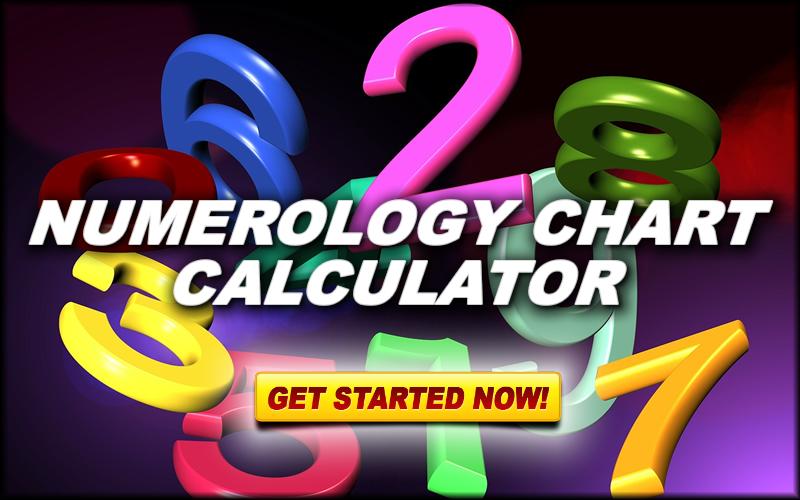 numerology chart calculator
