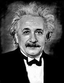 Albert Einstein - Life Path Number 6