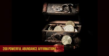 200 POWERFUL Abundance Affirmations