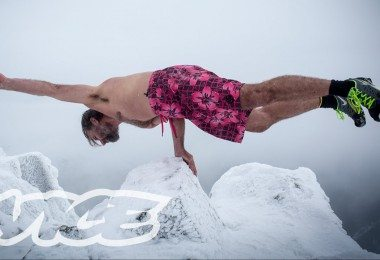 How to Use Meditation to Conquer Extreme Cold