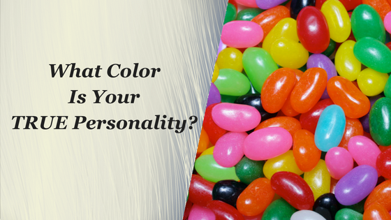 What Color Is Your TRUE Personality?