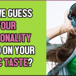 personality quiz - music based feature
